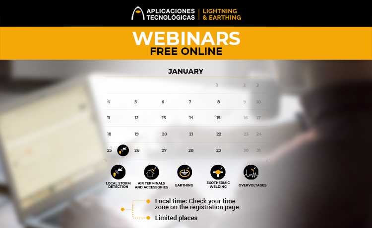 Upcoming free online webinars for professionals: January 2021