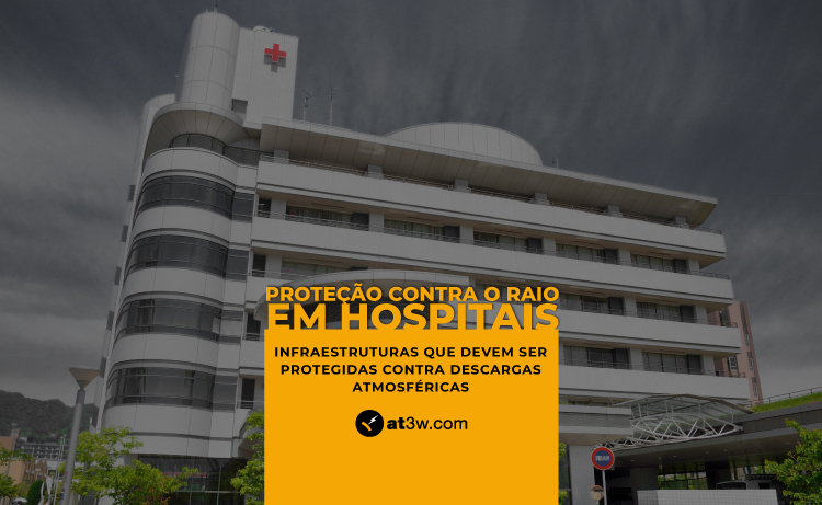 Proteção contra o raio em hospitais_Aplicaciones Tecnológicas