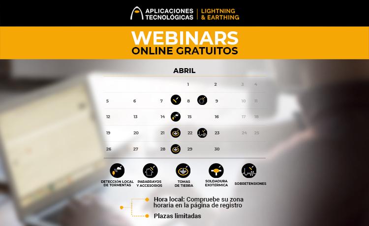 Cursos online gratuitos de aplicaciones Tecnológicas para marzo y abril 2021