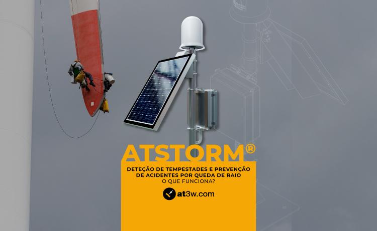 Deteção de tempestades, acidentes por raios