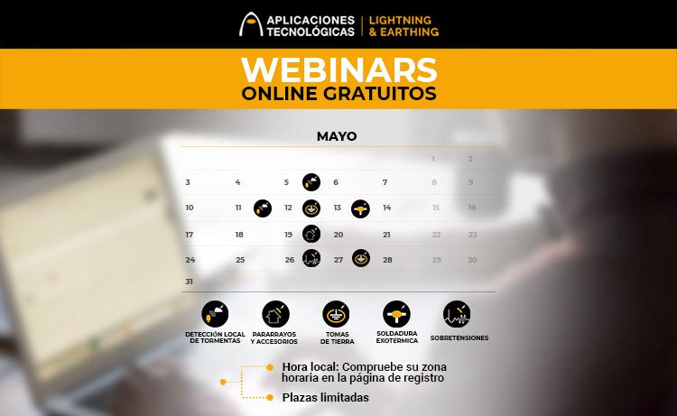 formaciones online mayo 2021