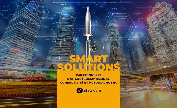 Smart Solutions paratonnerre, paratonnerre intelligent