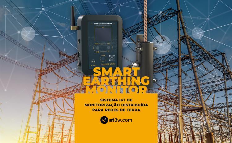 SMART EARTHING MONITOR, sistema IoT de monitorização distribuída para redes de terra