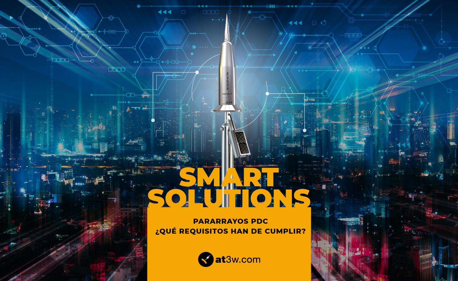 pararrayos dispositivo de cebado pdc smart solutions pdc